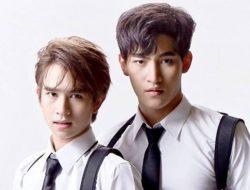 Drama Ohm Thitiwat dan Fluke Natouch 'Oh! My Sunshine Night' Rilis Poster Perdana