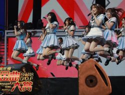 SNH48 8th Request Time Best 50 Siap Digelar Tahun 2022!
