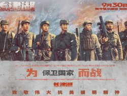 Film 'The Battle at Lake Changjin' Raup 200 Juta Yuan Box Office di Hari Pertama Rilis