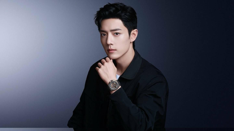 xiao zhan handsome