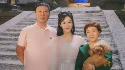 yang zi dan orang tuanya