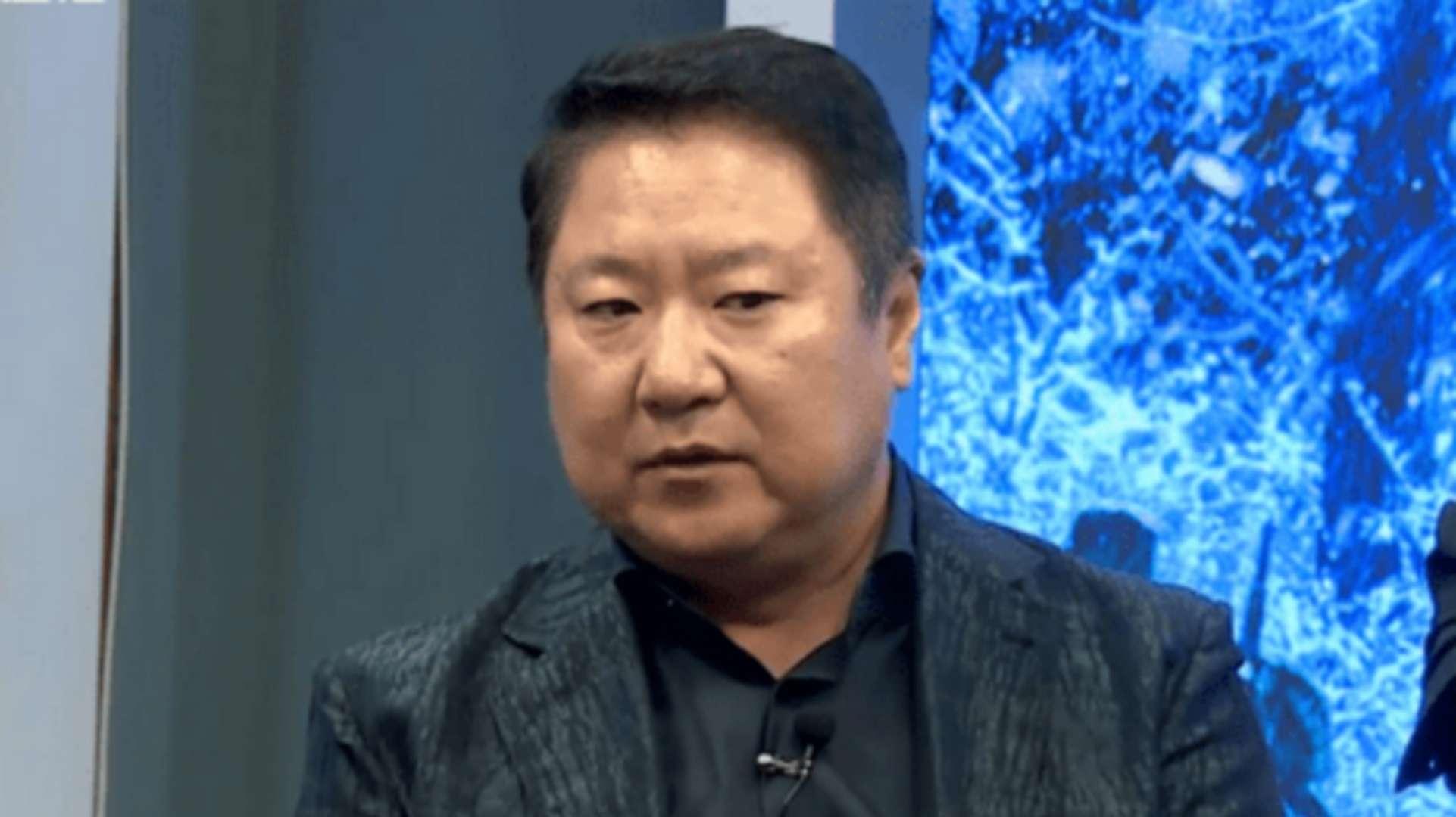 yu dong produser film the battle at lake changjin