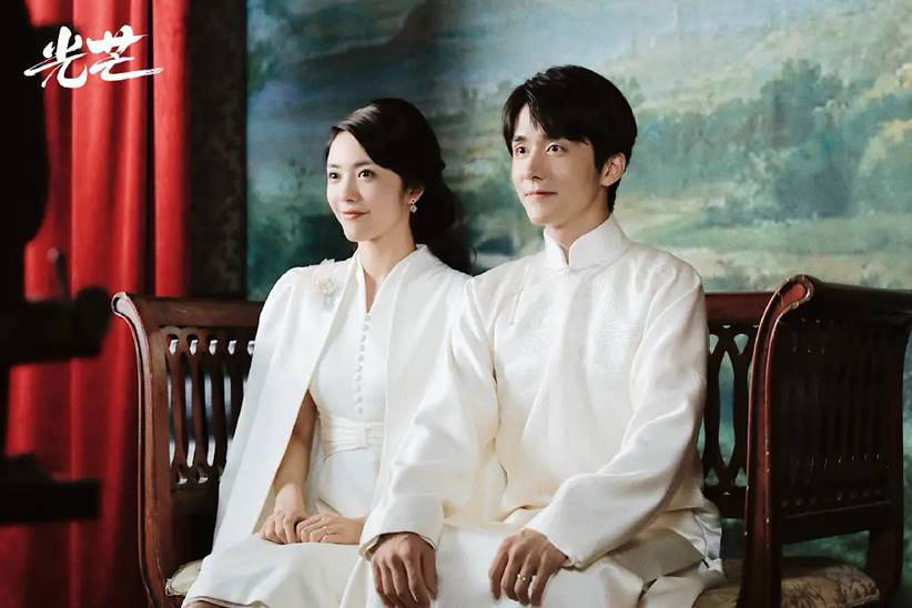 zhang xincheng Cai Wenjing drama the justice 2021